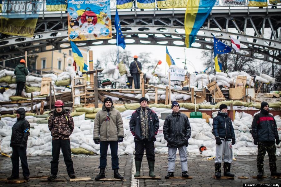 ukrainian independence square