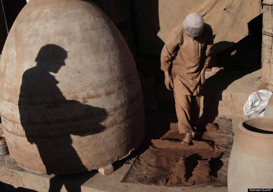 afghan potter