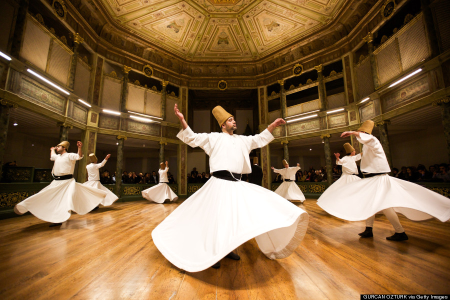sufi istanbul