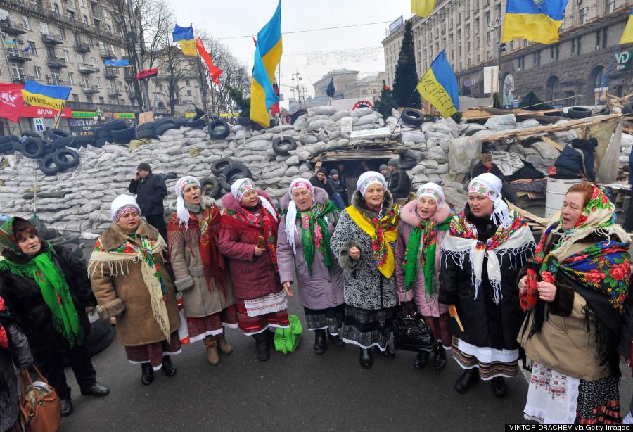 folk singers kiev