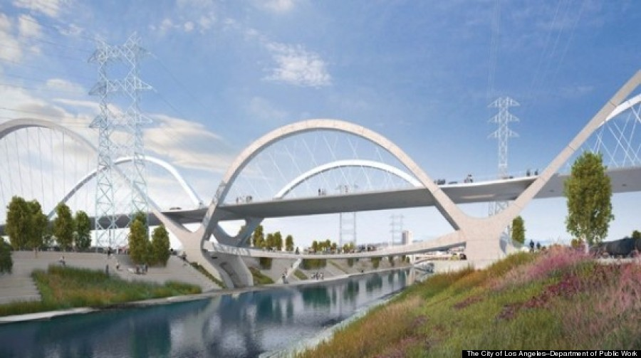 This Is What Los Angeles Could Look Like In 2033 Huffpost