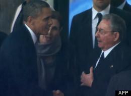 «Mr. President, I'm Castro» s'est présenté Raul Castro à Obama