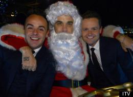 Who's The Secret Santa?