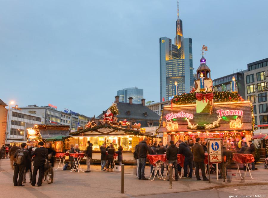 mercadillo navideño alemania