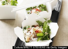 Takeout Foods On The Rise (And Fall) In 2013