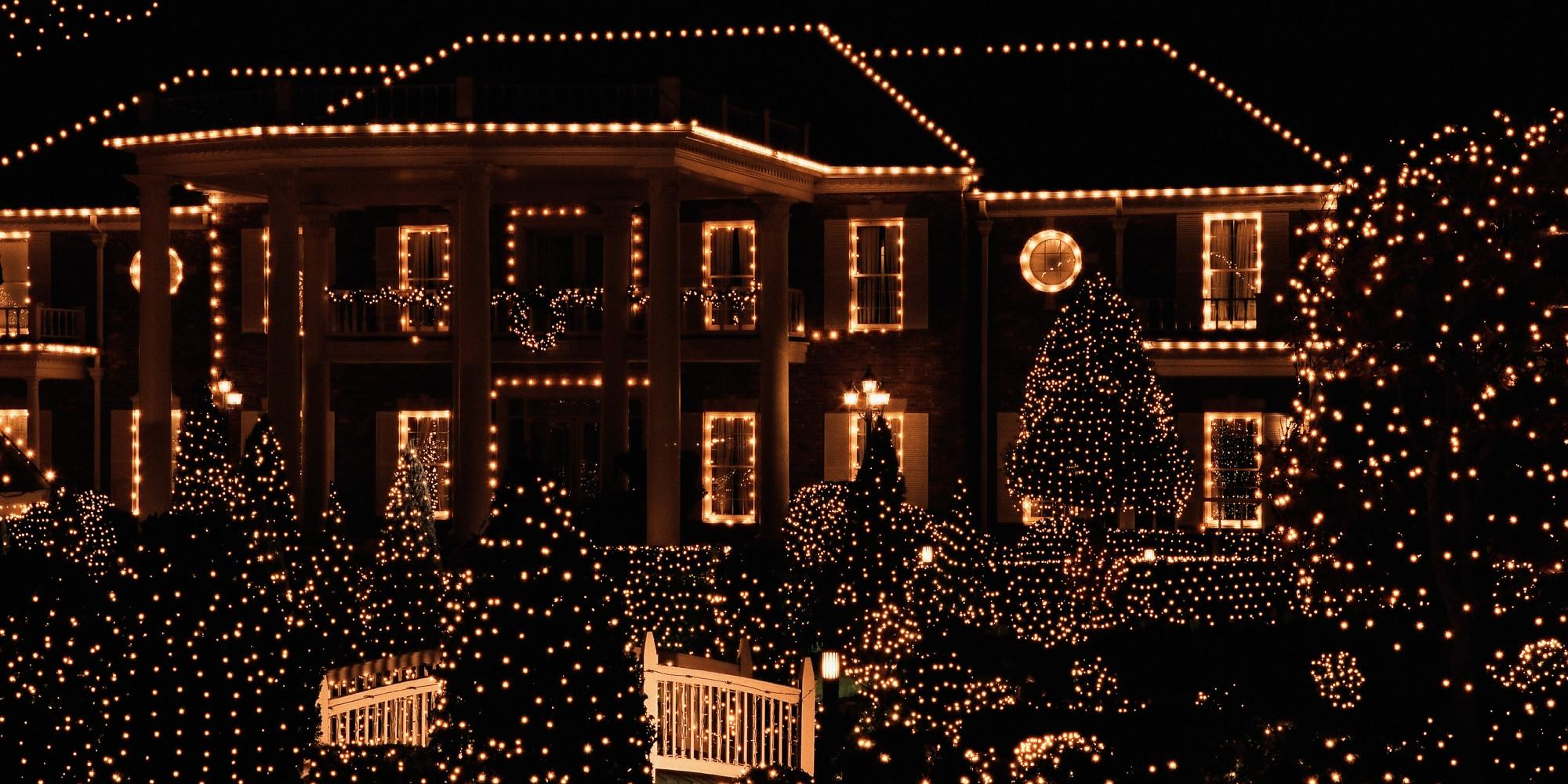 Must See Neighborhoods For Holiday Lights Huffpost