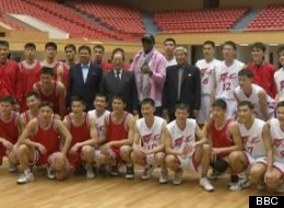 Rodman Holding Tryouts In North Korea