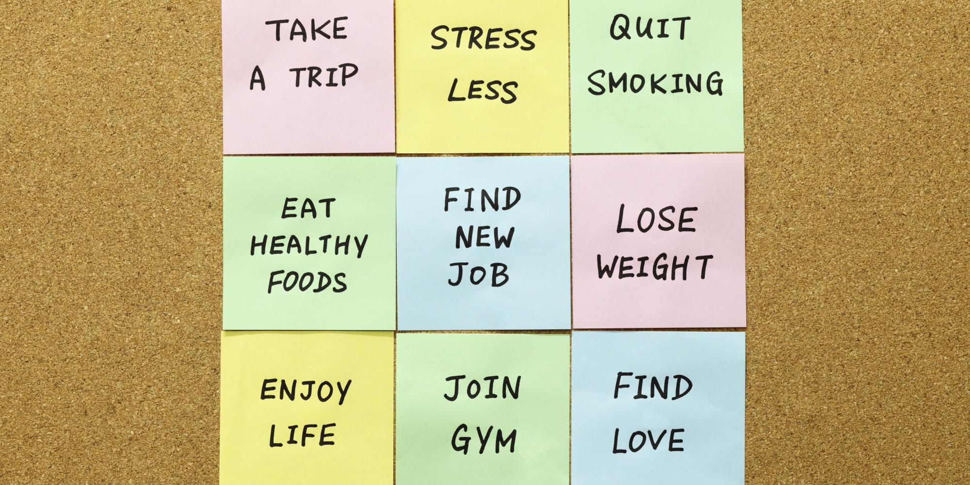 A new years resolution for a better future