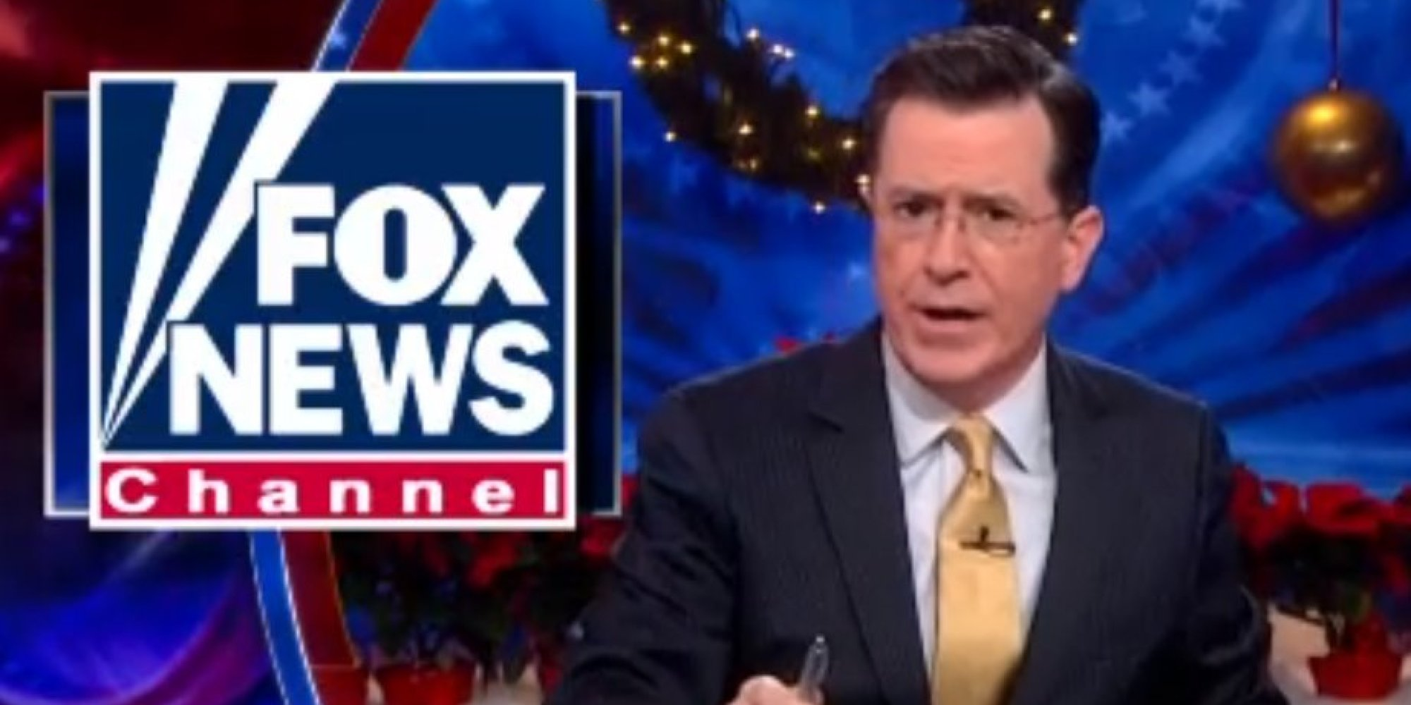 Colbert Mocks Fox News' Keith Ablow Over Ridiculous Theory