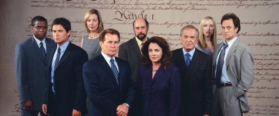 The West Wing Josh Lyman