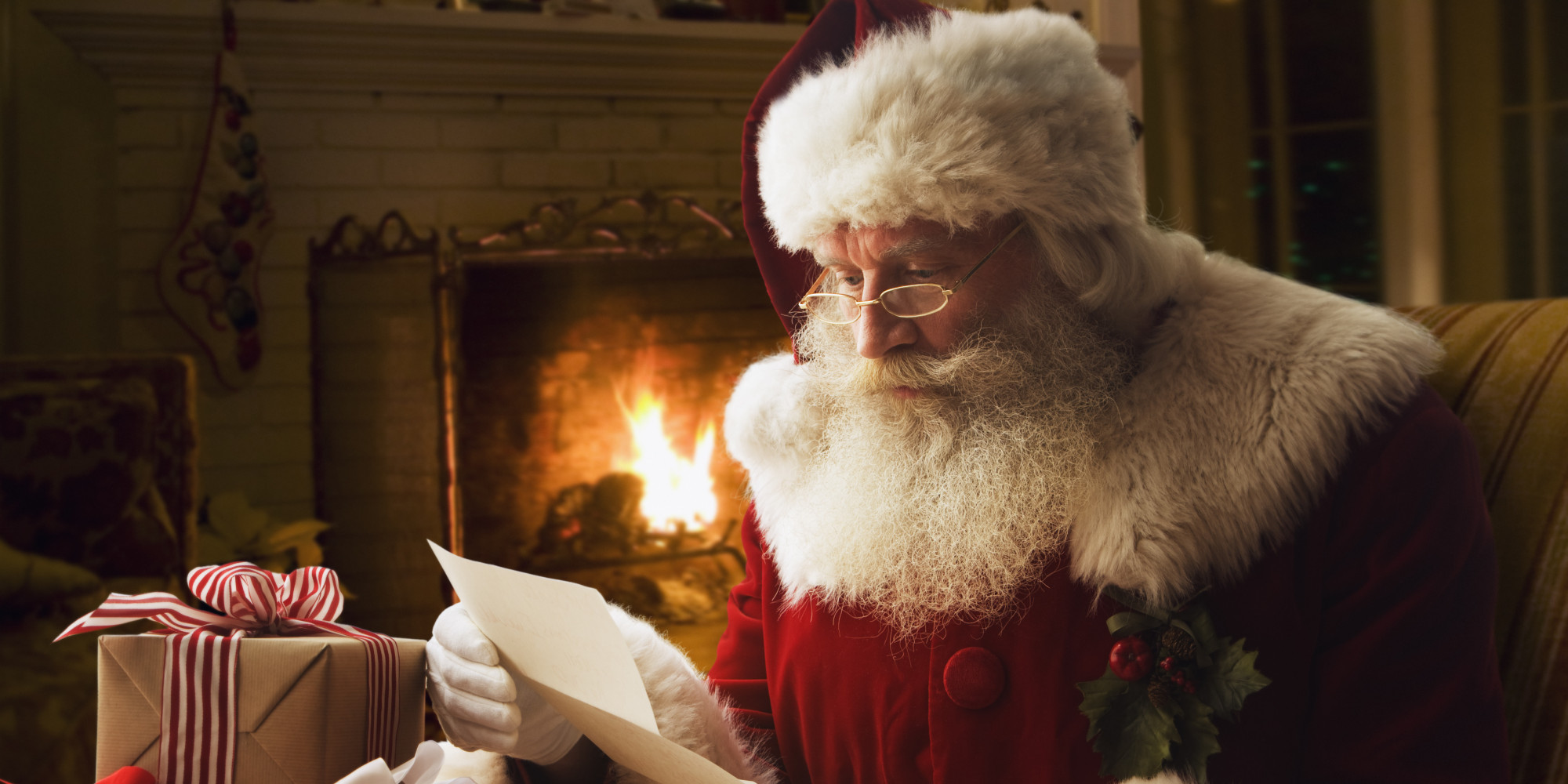 What Santa Claus Can Teach The Rest Of Us About Living Well