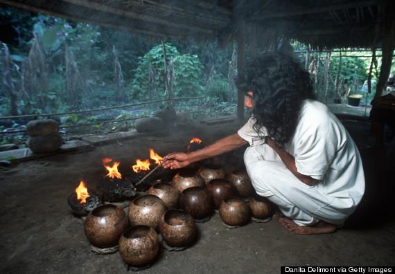 mayan healer