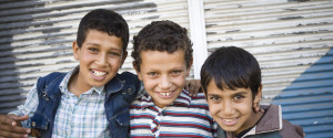CHILDREN SYRIA
