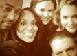 'Scandal' Cast Takes Selfies, Makes Us Love Them Even More