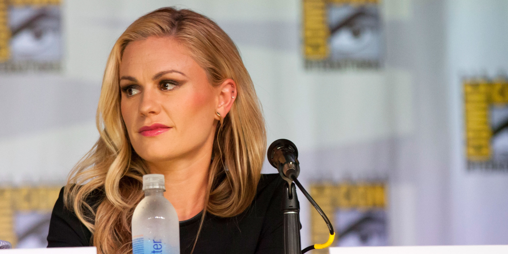 Anna Paquin's Rogue Cut From 'X-Men: Days Of Future Past'   HuffPost Anna Paquin
