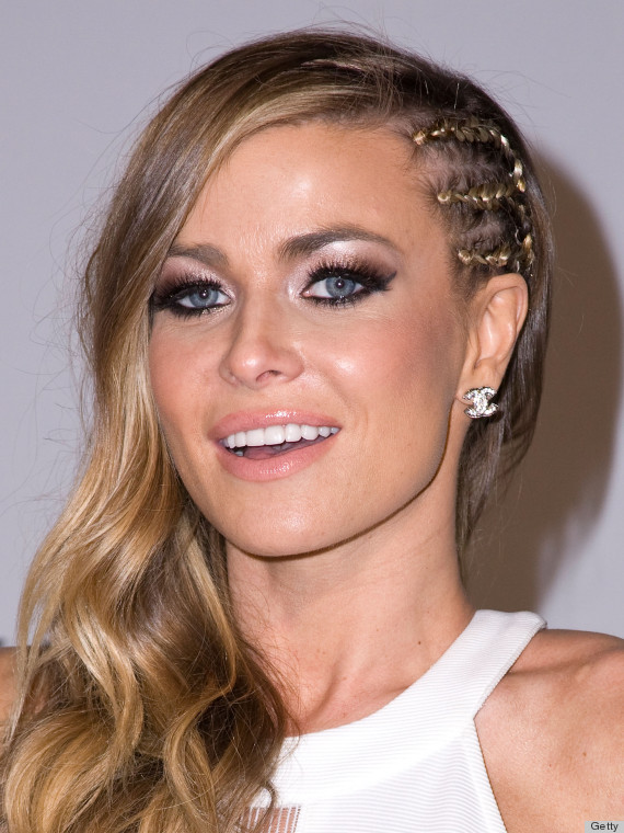 Carmen Electra No Shorts for Pinterest