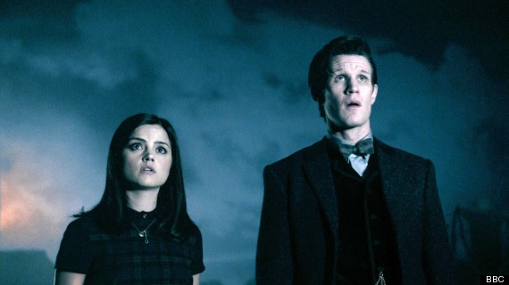 the doctor matt smith
