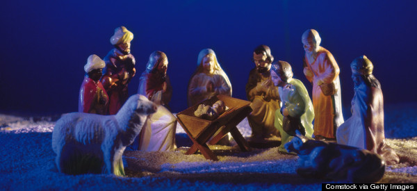 Christmas Story Sidelines Mary's Humanity