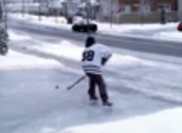 Ice Storm Hockey