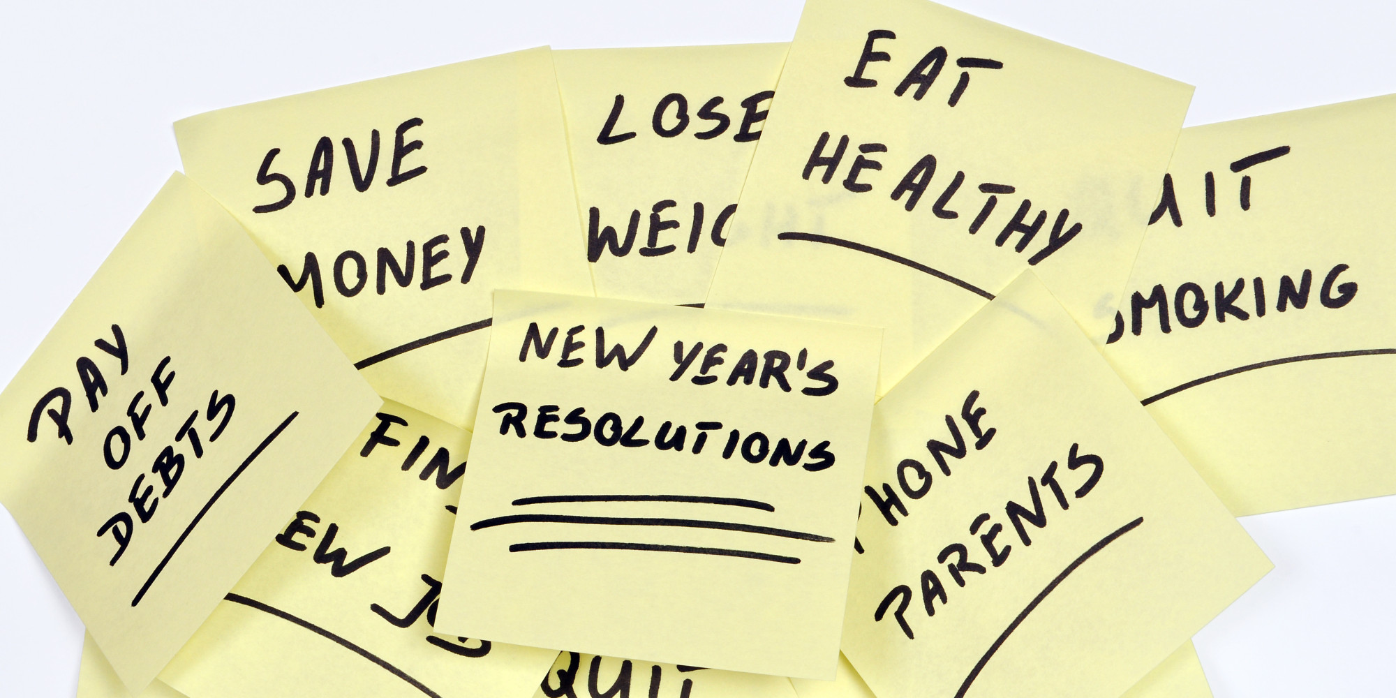 Celebrities Share Their New Year's Resolutions With Us ...