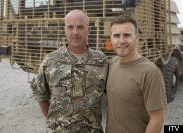 TV Tonight: Gary Visits The Troops