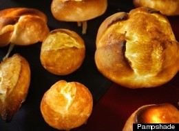These Glowing Lamps Are Made Of Actual Bread