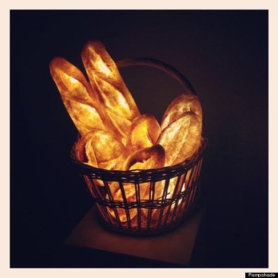 bread lamps