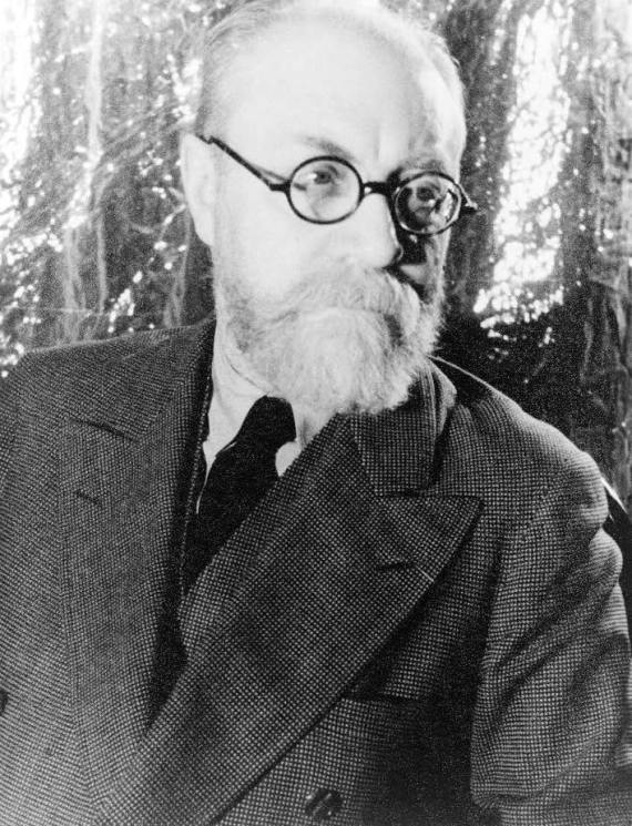 fauvist painter henri matisse would turn if he was still alive  photograph of henri matisse by carl van vechten 1933