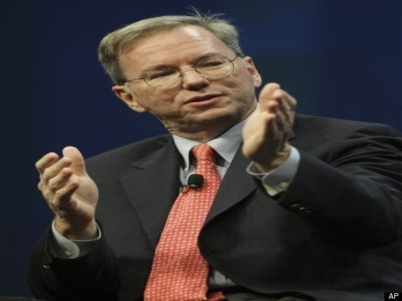 Eric Schmidt Google Ceo Pay