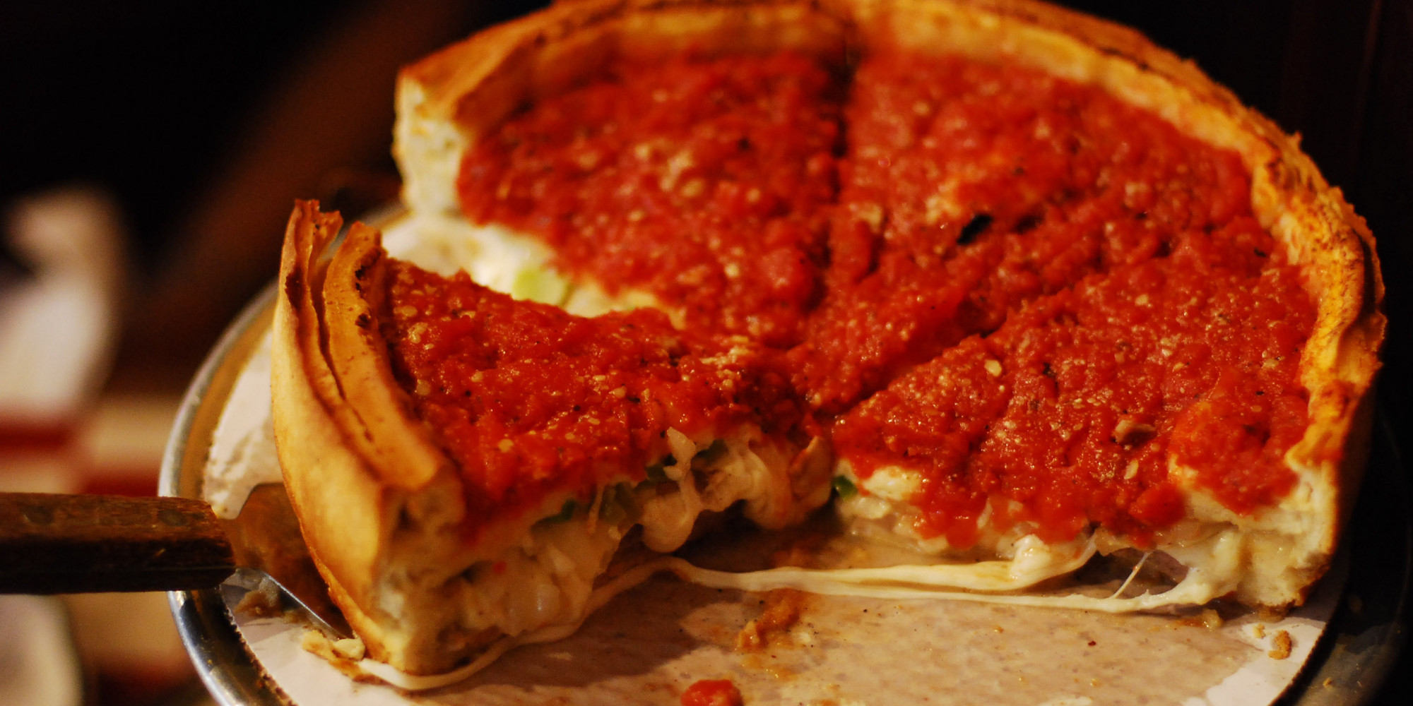 Chicago's Deep-Dish Devotion Called Into Question By New ...