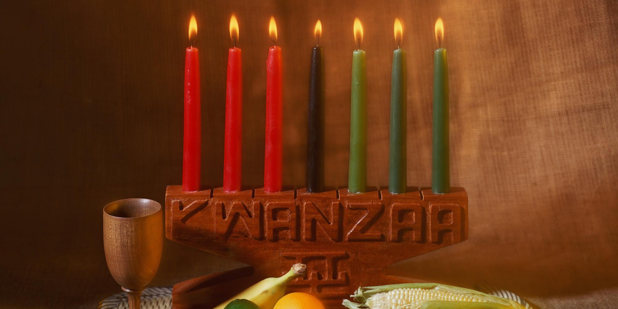 o KWANZAA facebook - Who Celebrates Kwanzaa
