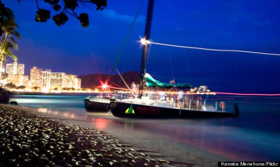 waikiki booze cruise