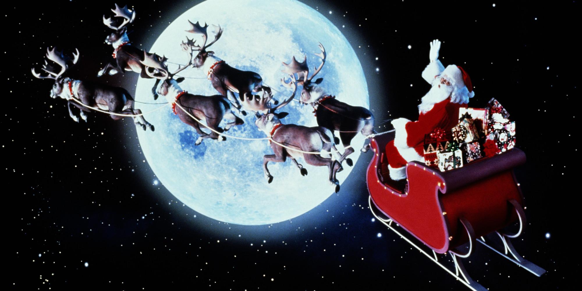 norad santa tracker 2013 here es santa claus huffpost