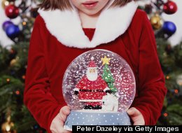 What I Wish Santa Had Said To My Daughter