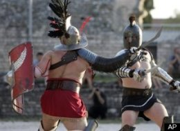 Croatia Gladiator Fights