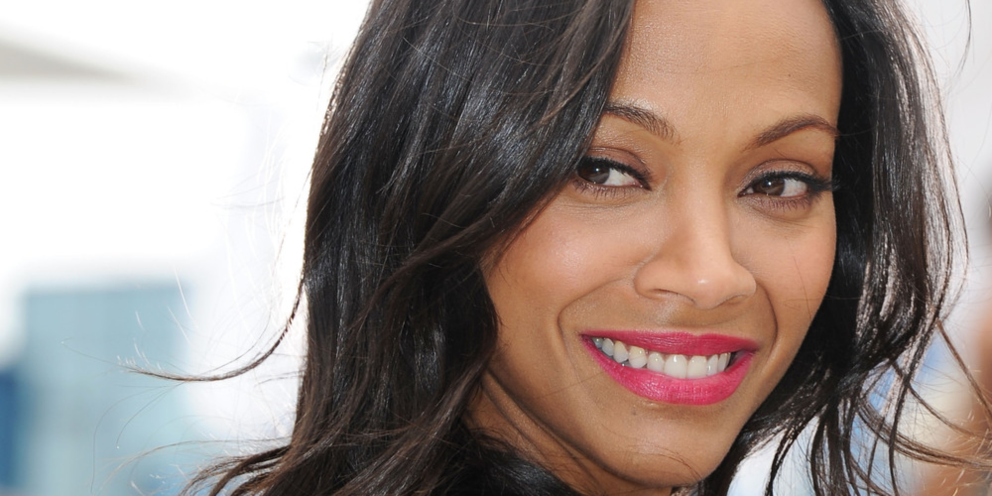 Zoe Saldana On Breast Implants: 39;I Wouldn39;t Mind Buying Myself A Pair
