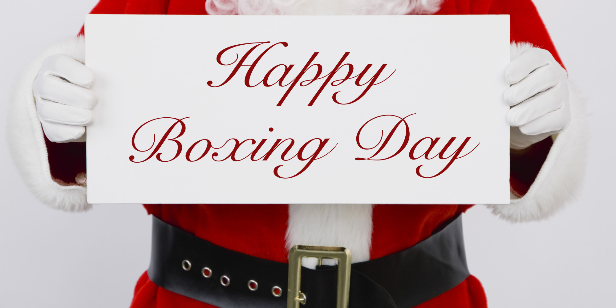 What Is Boxing Day, And Why Do Canadians Celebrate It?