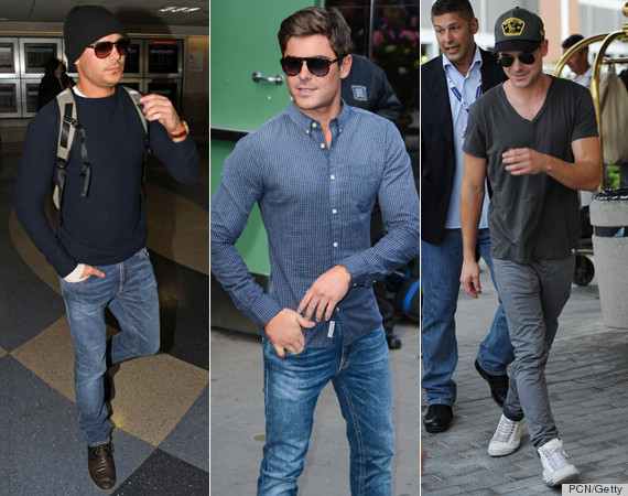 Efron s style might be  Zac Efron 2014 Style