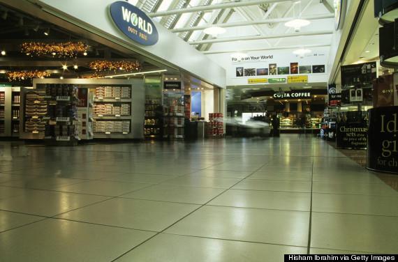 heathrow airport shops