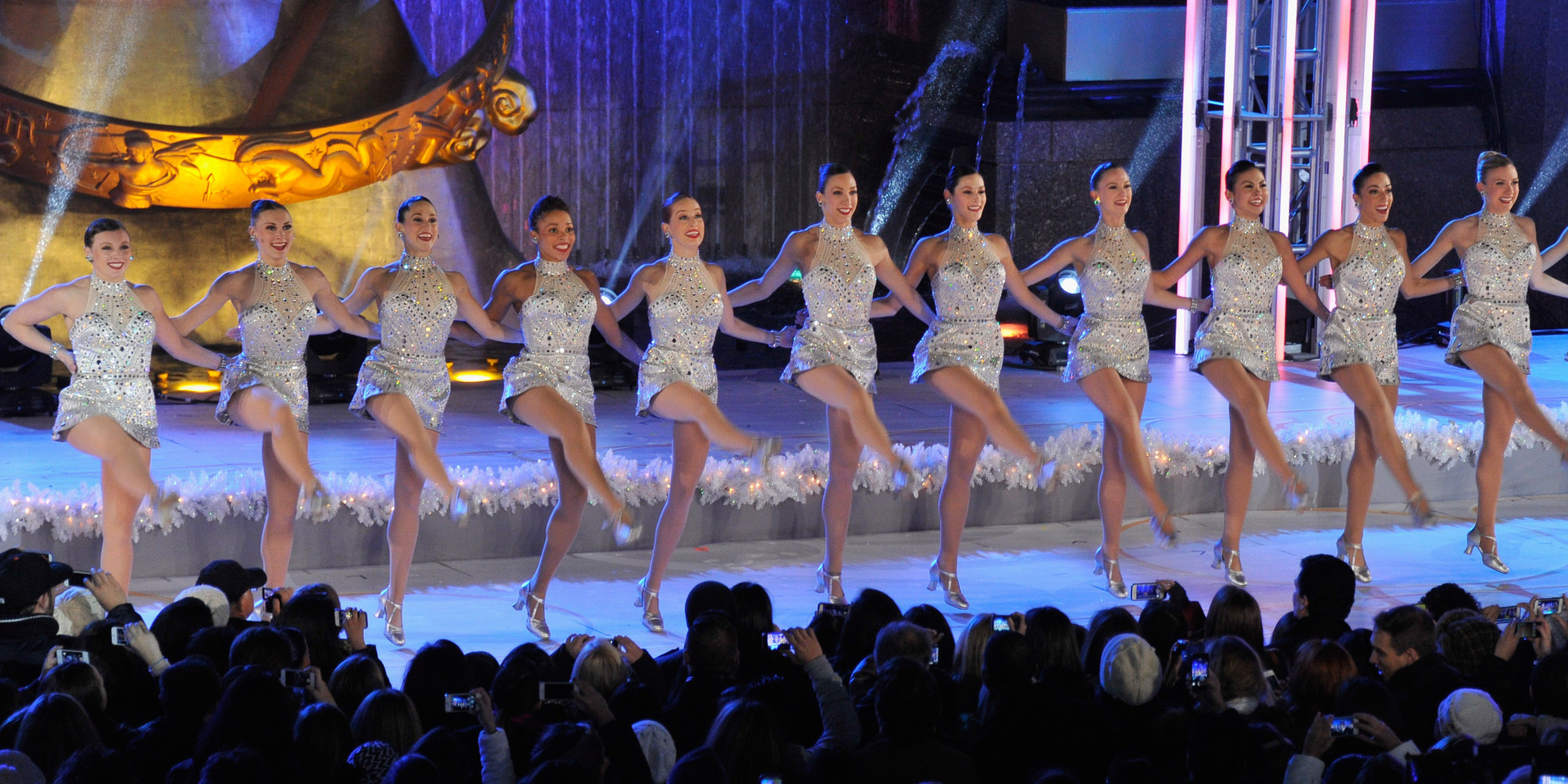Rockettes Reveal Unlikely Surprise They Do Their Own