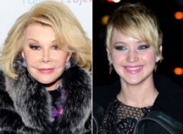 joan rivers jennifer lawrence grow up