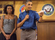 Obama, First Lady Pay Tribute To U.S. Troops And Their Families During Christmas Visit To Hawaii Base