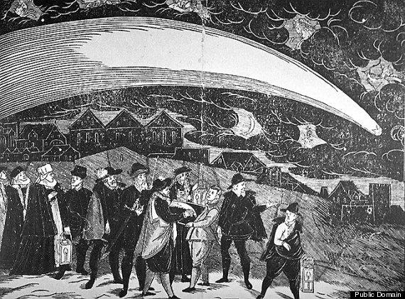 great comet 1577