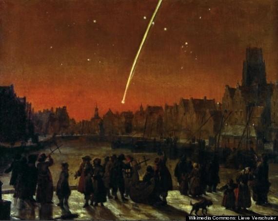 great comet 1680