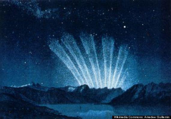 great comet 1744
