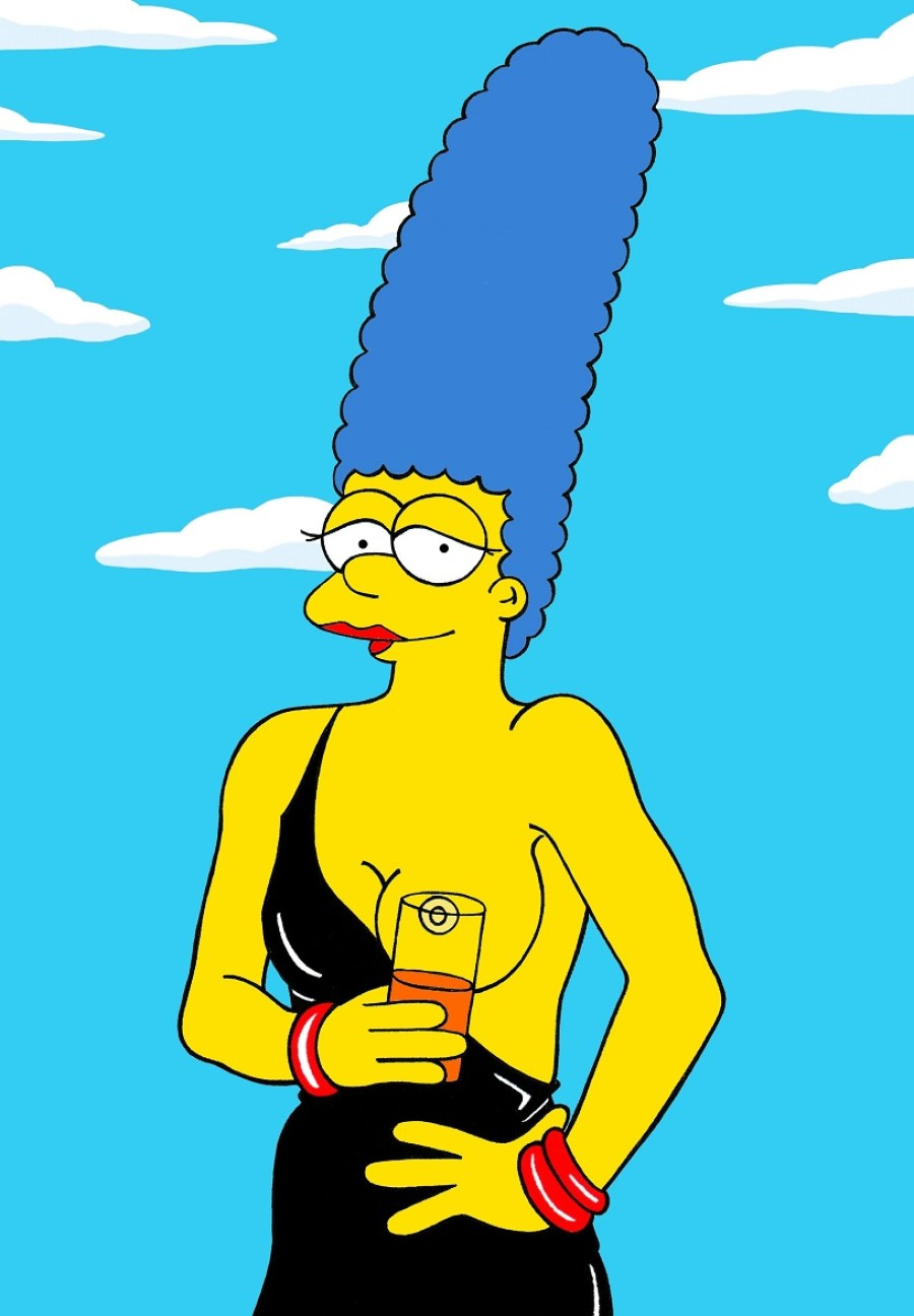 Homer And Marge Naked
