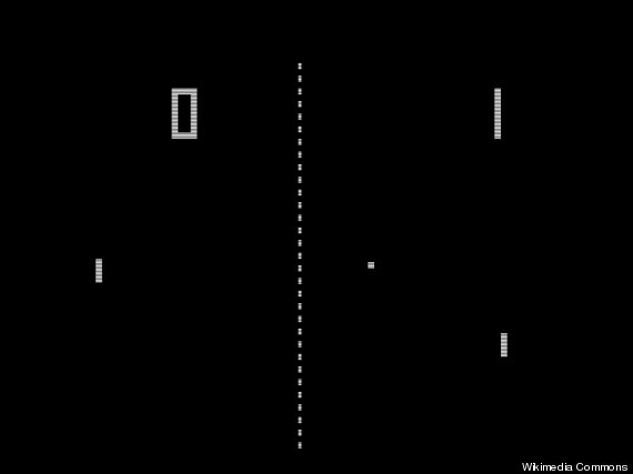 pong computer game