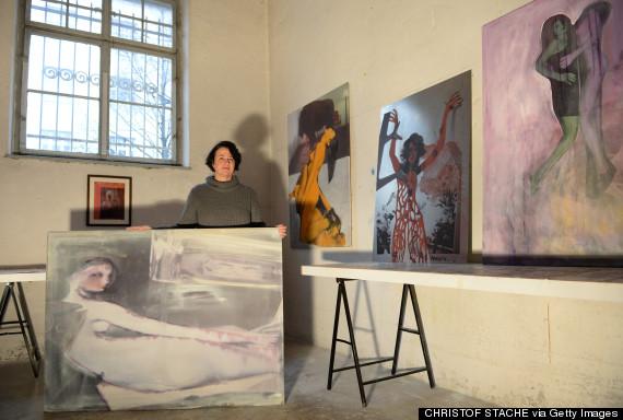 nazi looted art