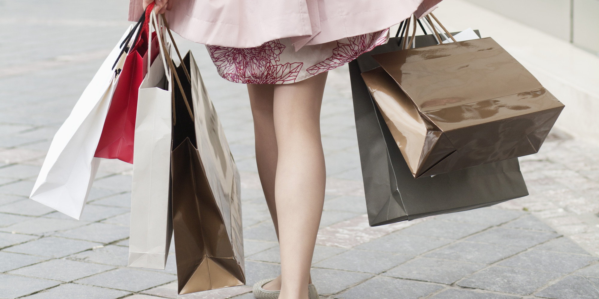 can you really shop your way to happiness huffpost