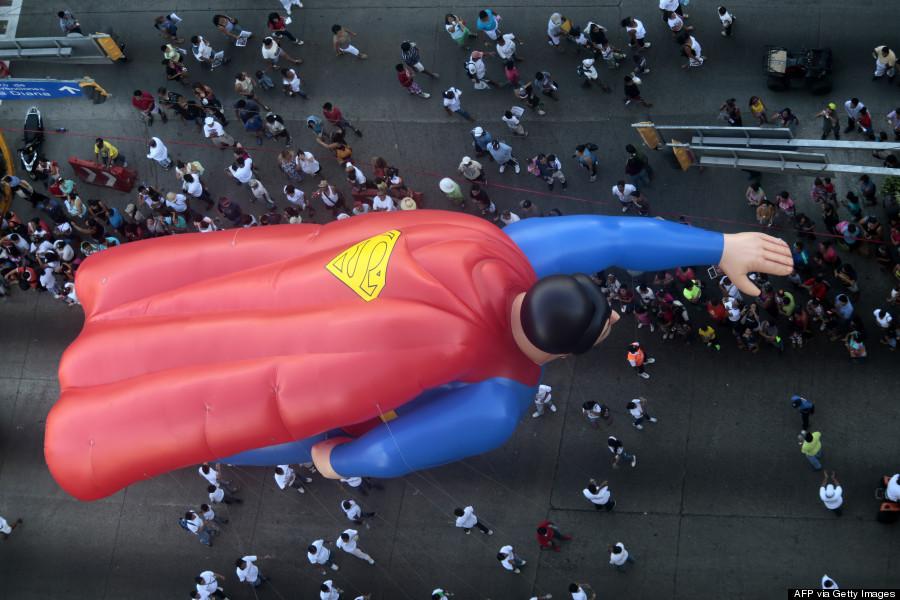 superman acapulco